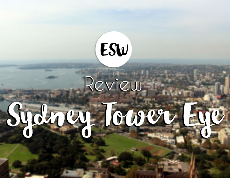 Em and Sams Wanderland Sydney Tower Eye